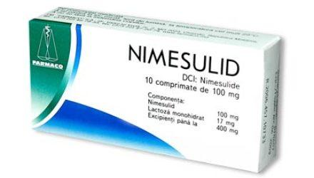 От чего помогают таблетки «Нимесулид». Инструкция по применению