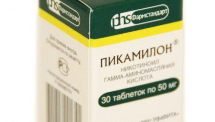 От чего помогает Пикамилон. Инструкция по применению к таблеткам и уколам