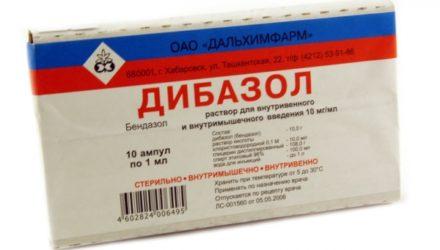 От чего помогает «Дибазол»? Инструкция по применению таблеток