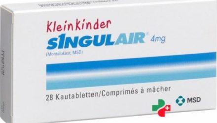 Таблетки «Сингуляр»: инструкция, отзывы, аналоги и цены
