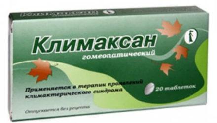 Таблетки «Климаксан»: инструкция, цены и реальные отзывы