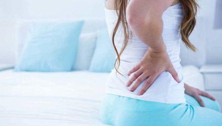 Почему болит спина после сна