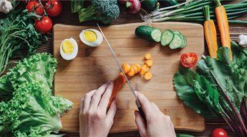 Польза нитратов в овощах и фруктах для зрения
