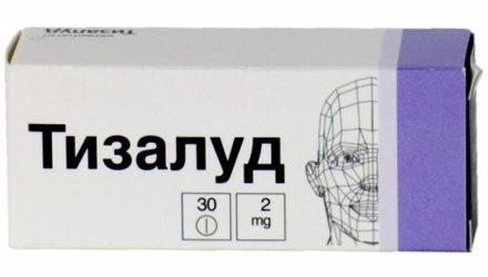 От чего помогают таблетки 2 мг и 4 мг Тизалуд: инструкция по применению
