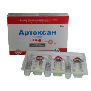 Артоксан: инструкция по применению