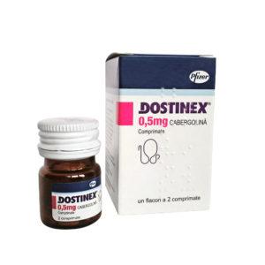 Достинекс: инструкция по применению