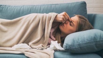 Головная боль при воспалении околоносовых пазух: 4 способа лечения