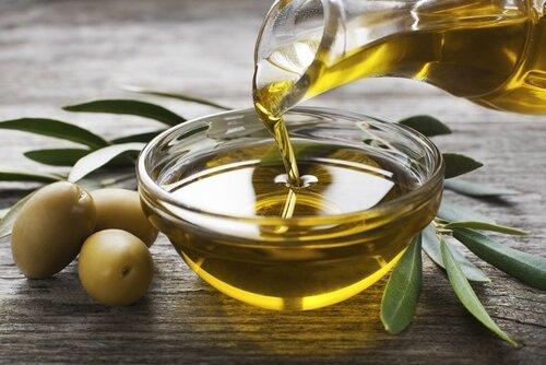омега-3 оливки