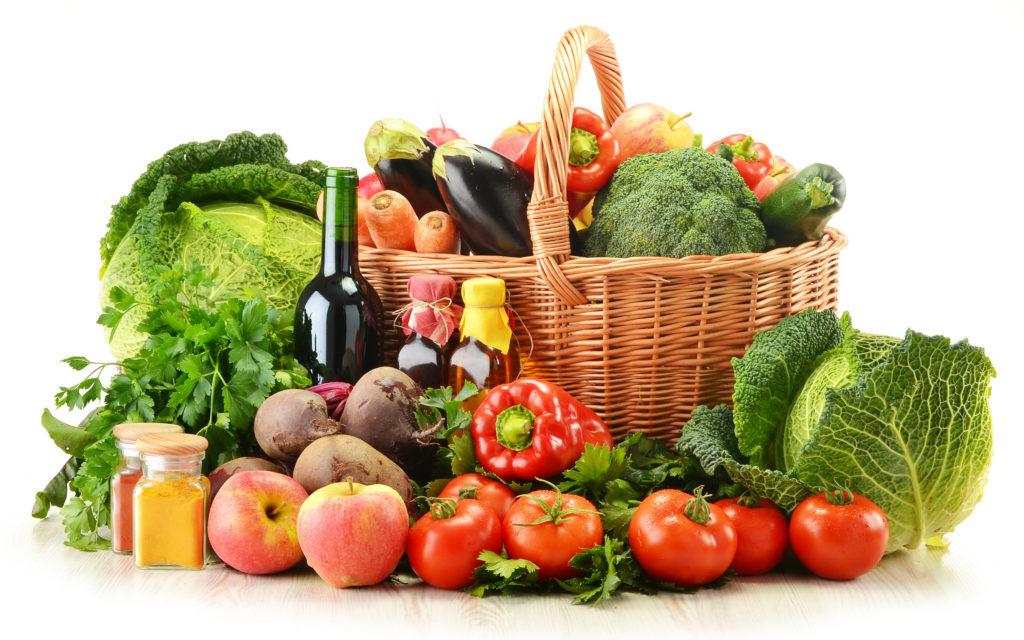 Витамин К овощи