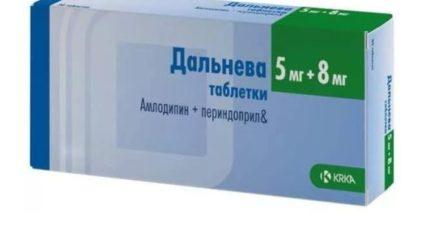 От чего помогают таблетки Дальнева: инструкция по применению