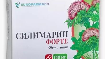 Капсулы и таблетки Силимарин: инструкция по применению