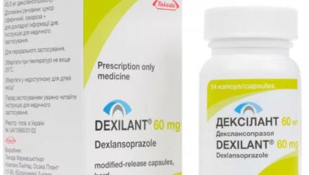 Таблетки 30 мг и 60 мг Дексилант: инструкция по применению